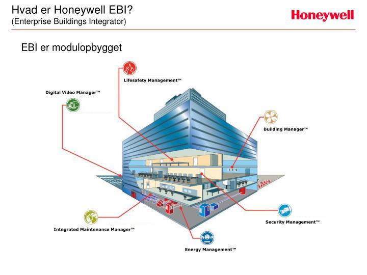 Hvad er Honeywell EBI?