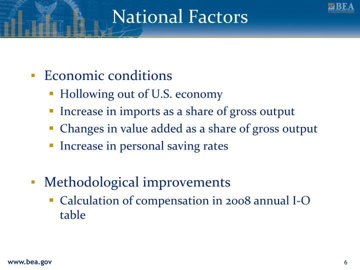 National Factors