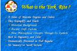 what is the york rite