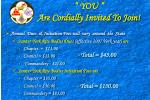 you are cordially invited to join