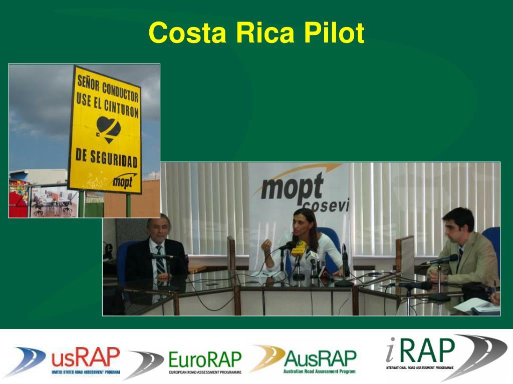 Costa Rica Pilot