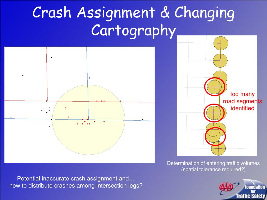 Crash Assignment & Changing Cartography