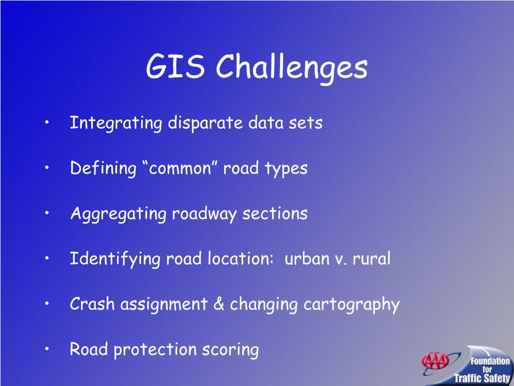 GIS Challenges