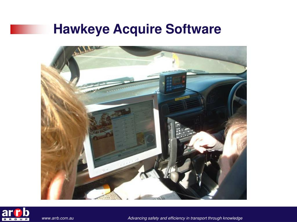 Hawkeye Acquire Software