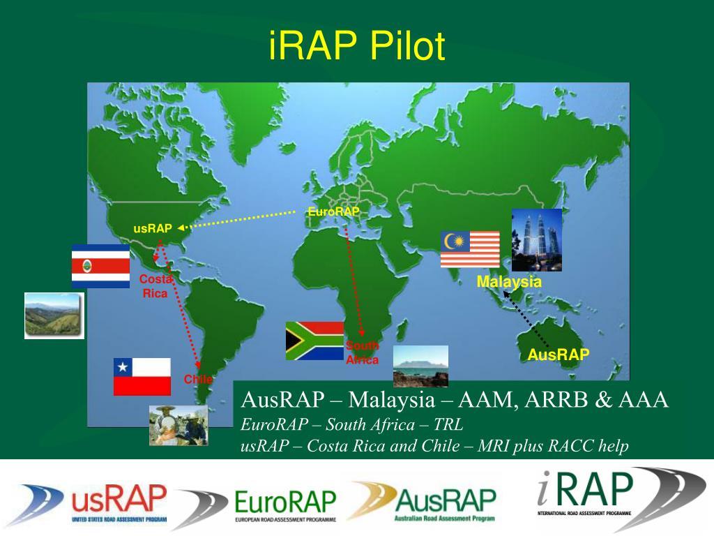iRAP Pilot