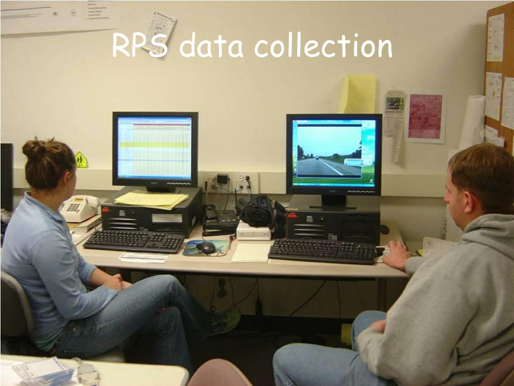 RPS data collection