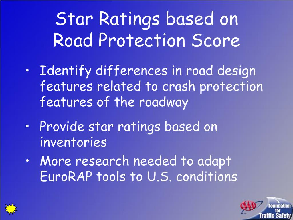 Star Ratings based on