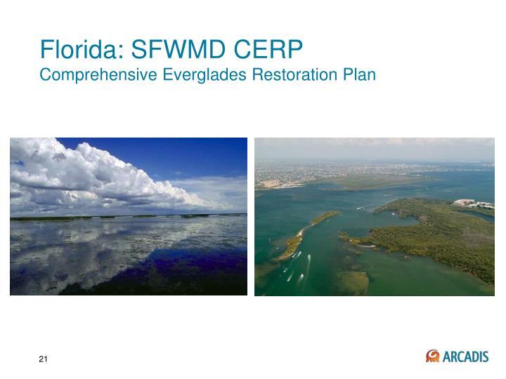 Florida: SFWMD CERP
