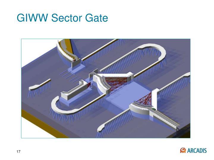 GIWW Sector Gate