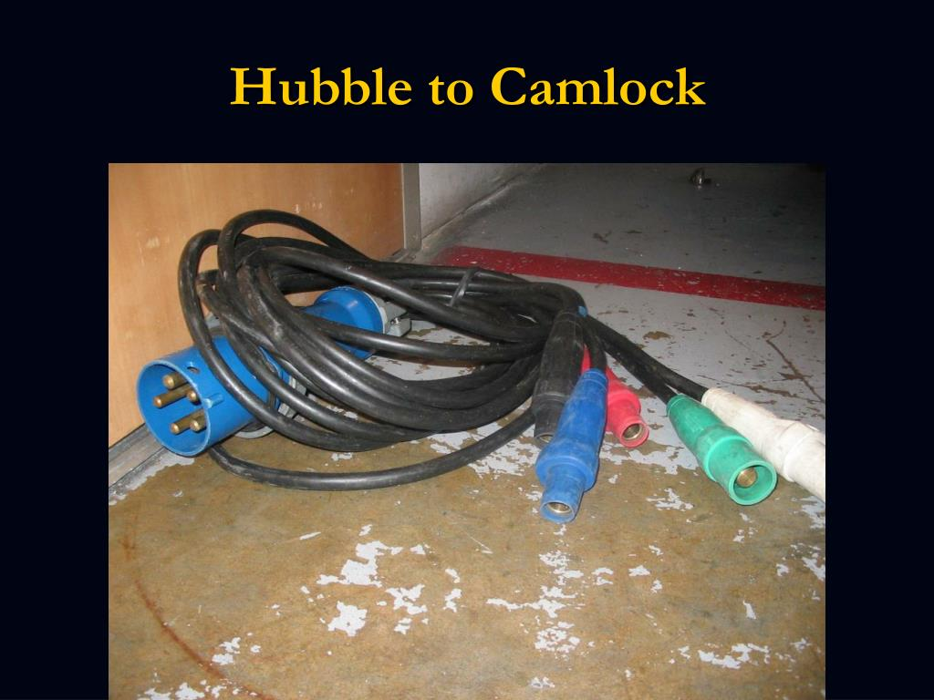 Hubble to Camlock