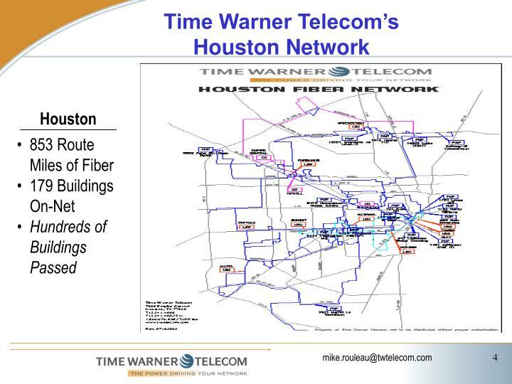 Time Warner Telecom's