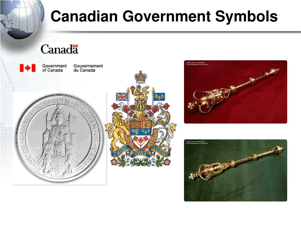 Canadian Government Symbols