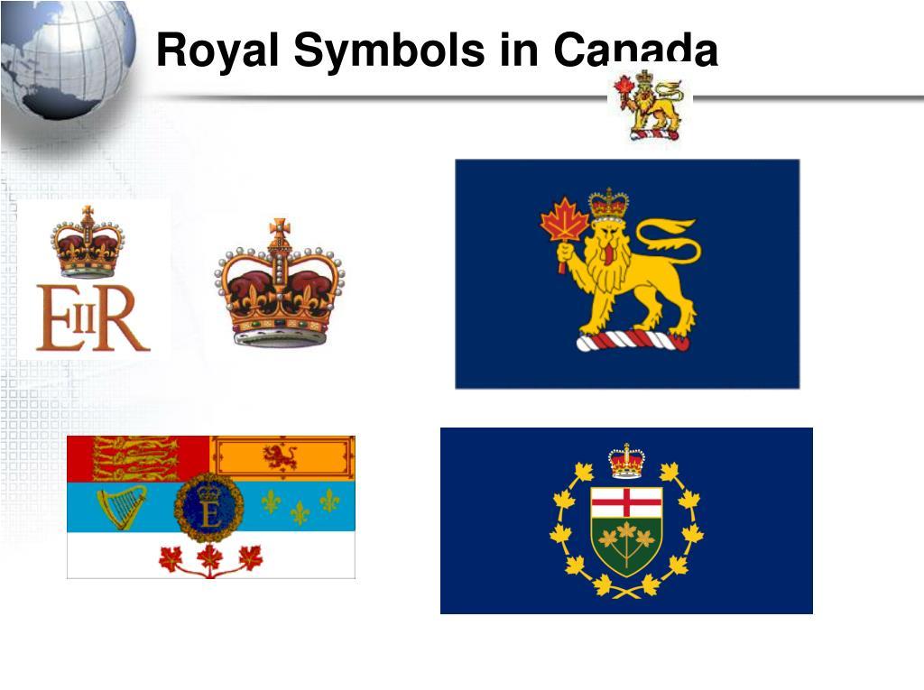 Royal Symbols in Canada