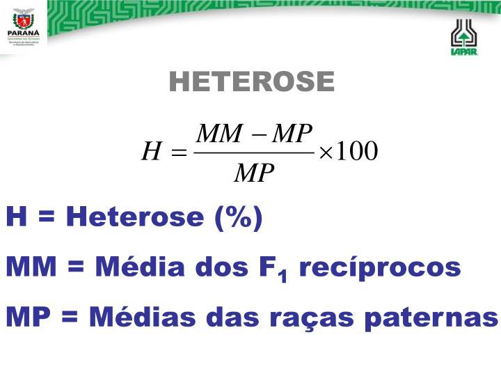HETEROSE