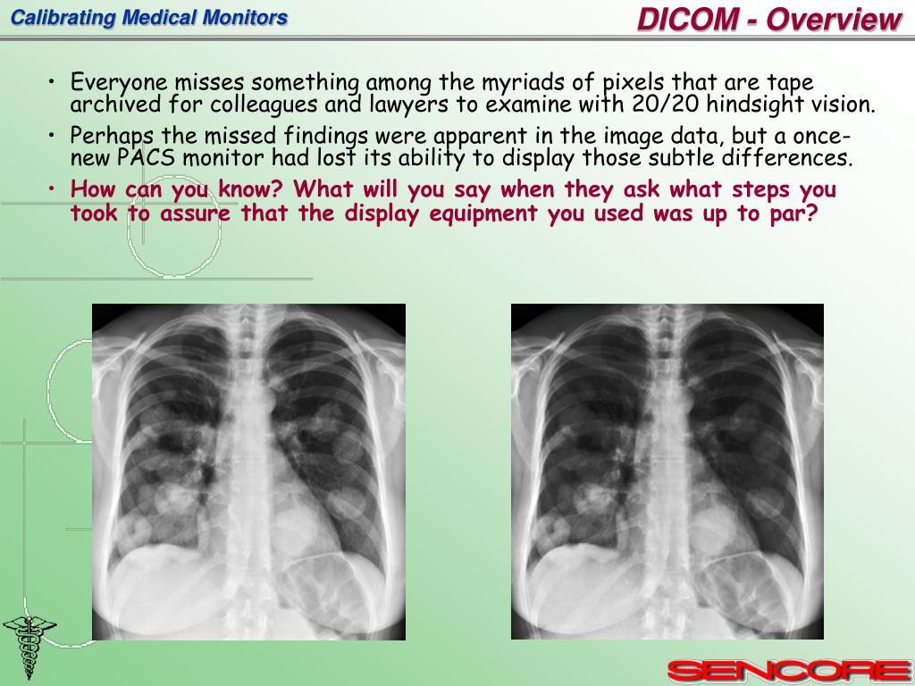 DICOM - Overview