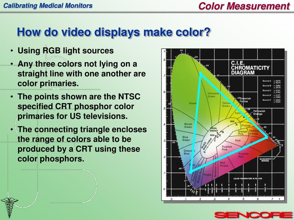 Color Measurement