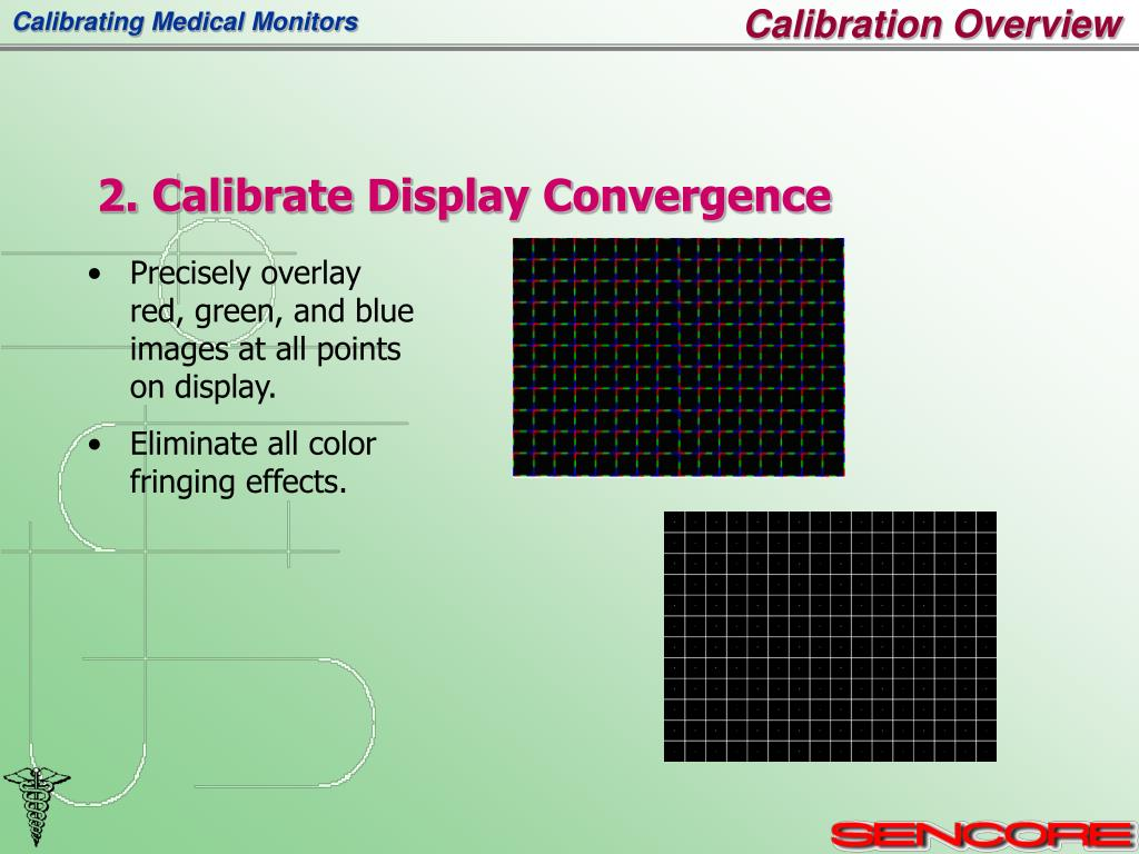 Calibration Overview