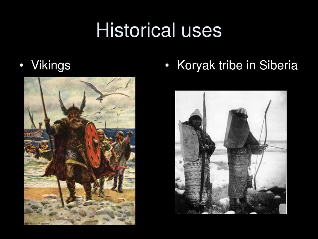 Historical uses