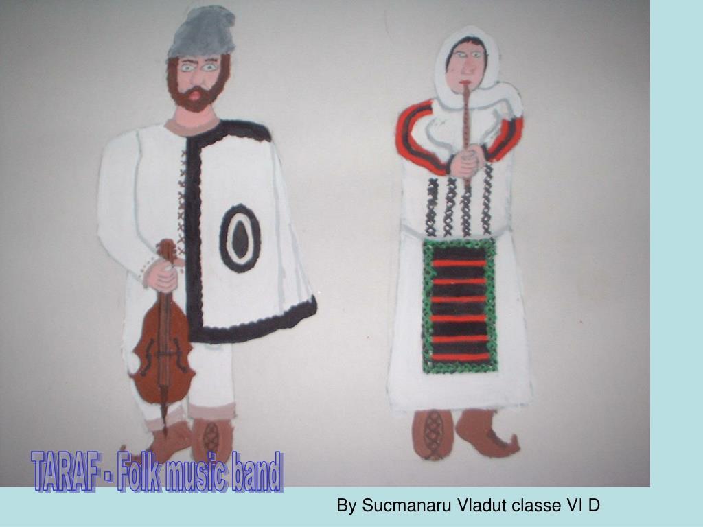 TARAF - Folk music band