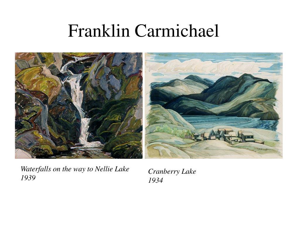 Franklin Carmichael