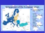 enlargement of the european union
