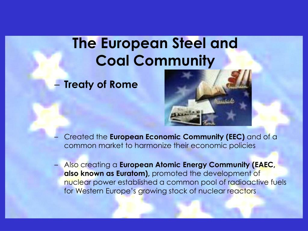 The European Steel and