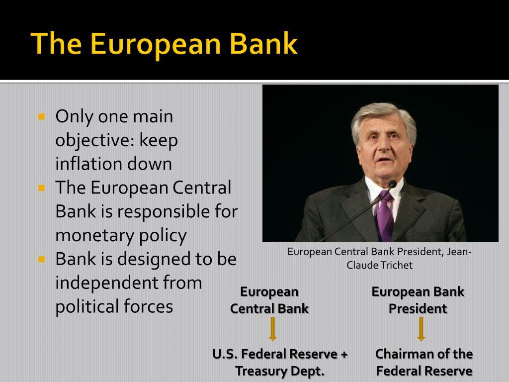 The European Bank