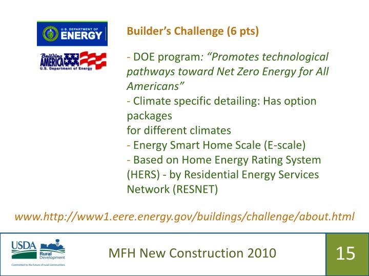 Builder's Challenge (6 pts)