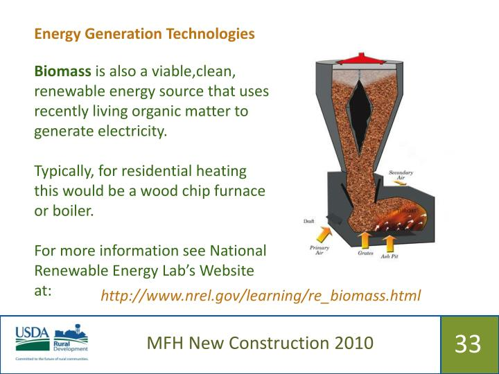 Energy Generation Technologies