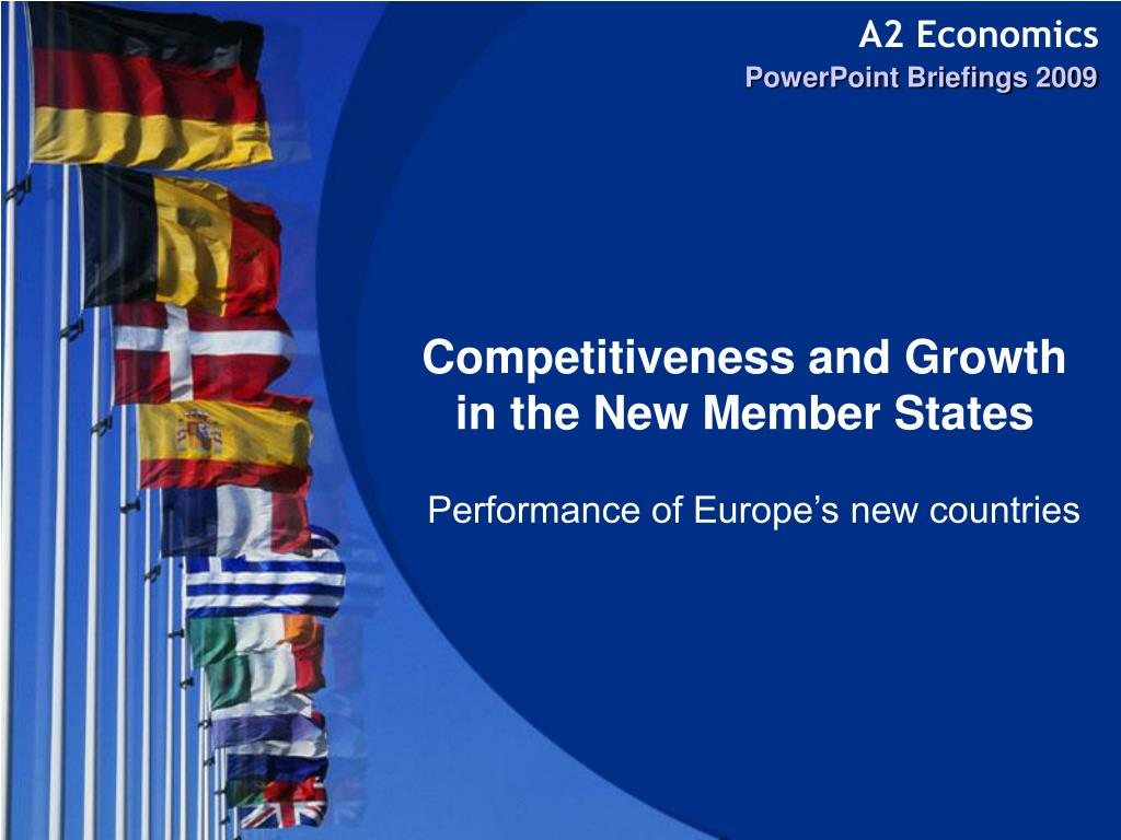 Competitiveness and Growth in the New Member States