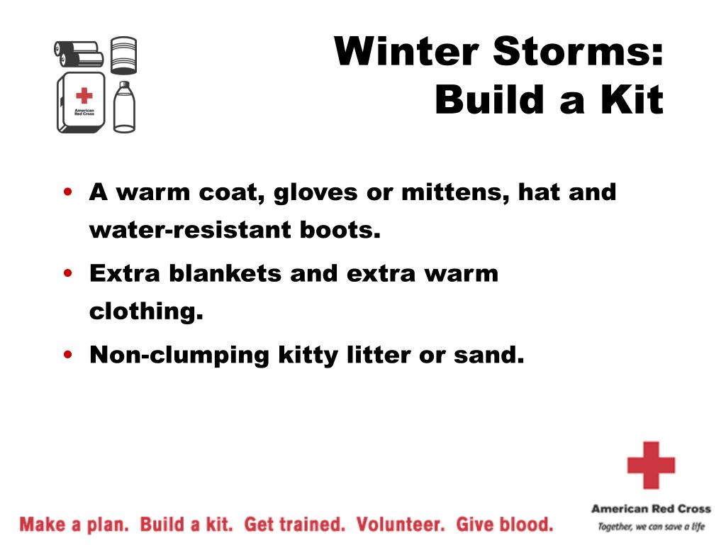 Winter Storms: