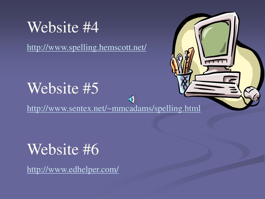 Website #4