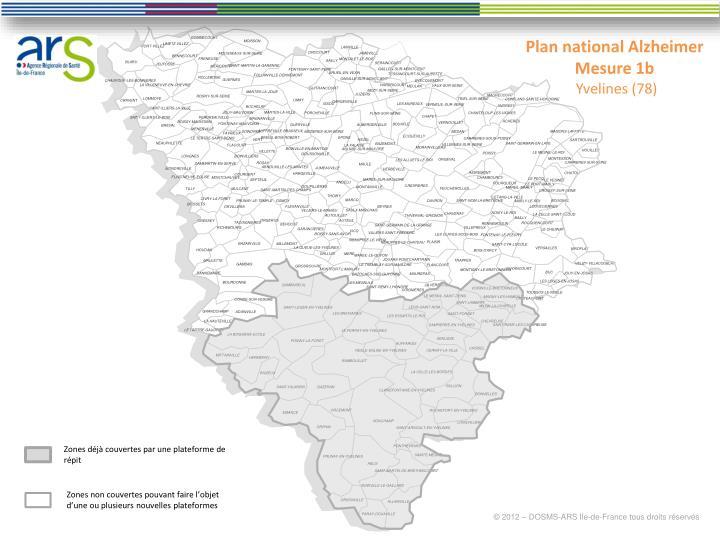 Plan national Alzheimer