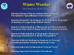 winter weather outstanding r d needs