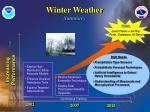 winter weather summary