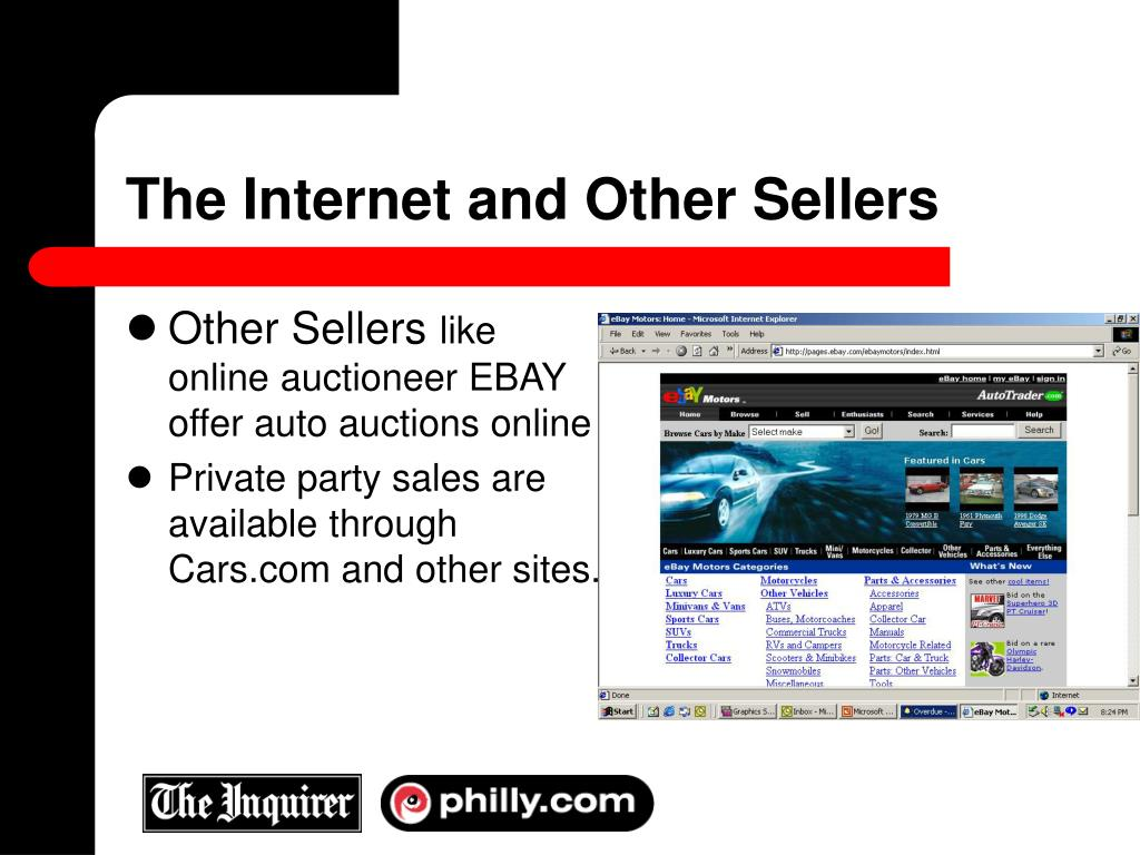 The Internet and Other Sellers