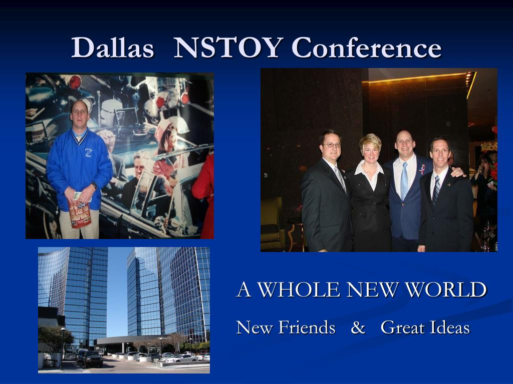 DallasNSTOY Conference