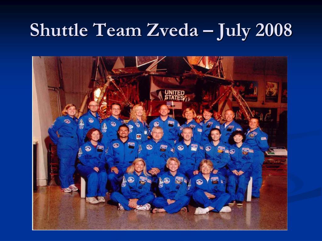 Shuttle Team