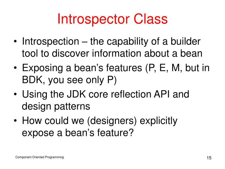 Introspector Class