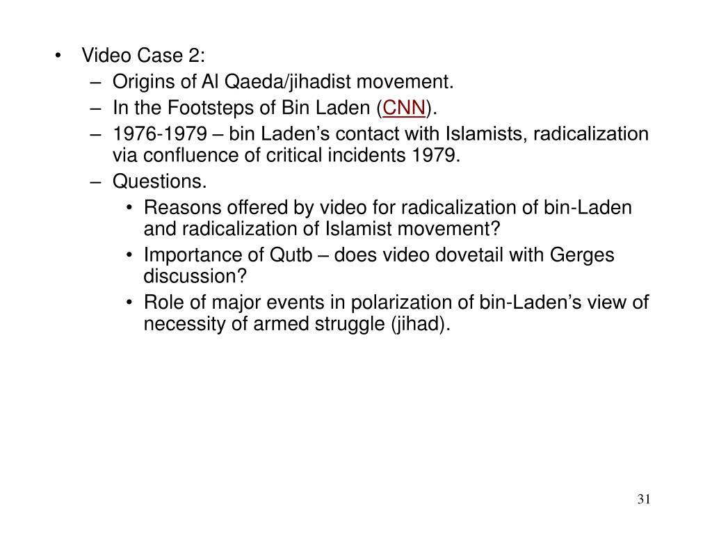 Video Case 2: