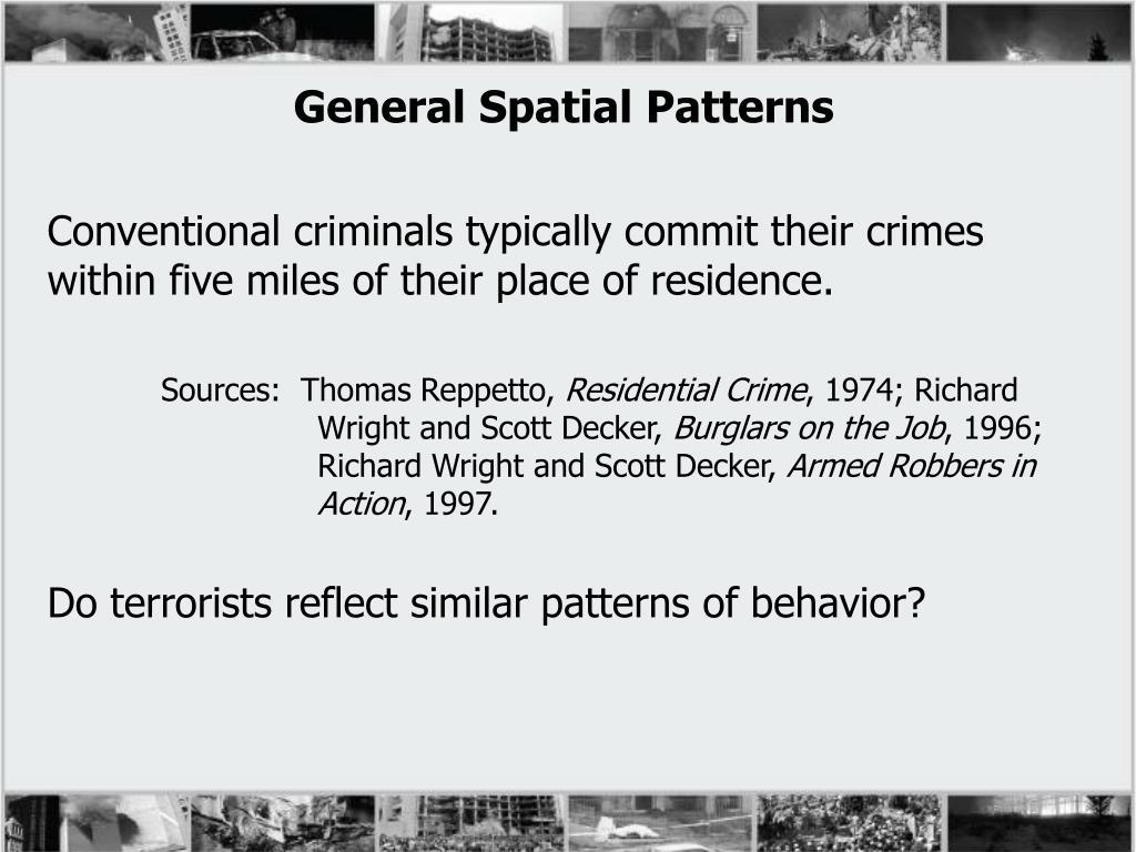 General Spatial Patterns