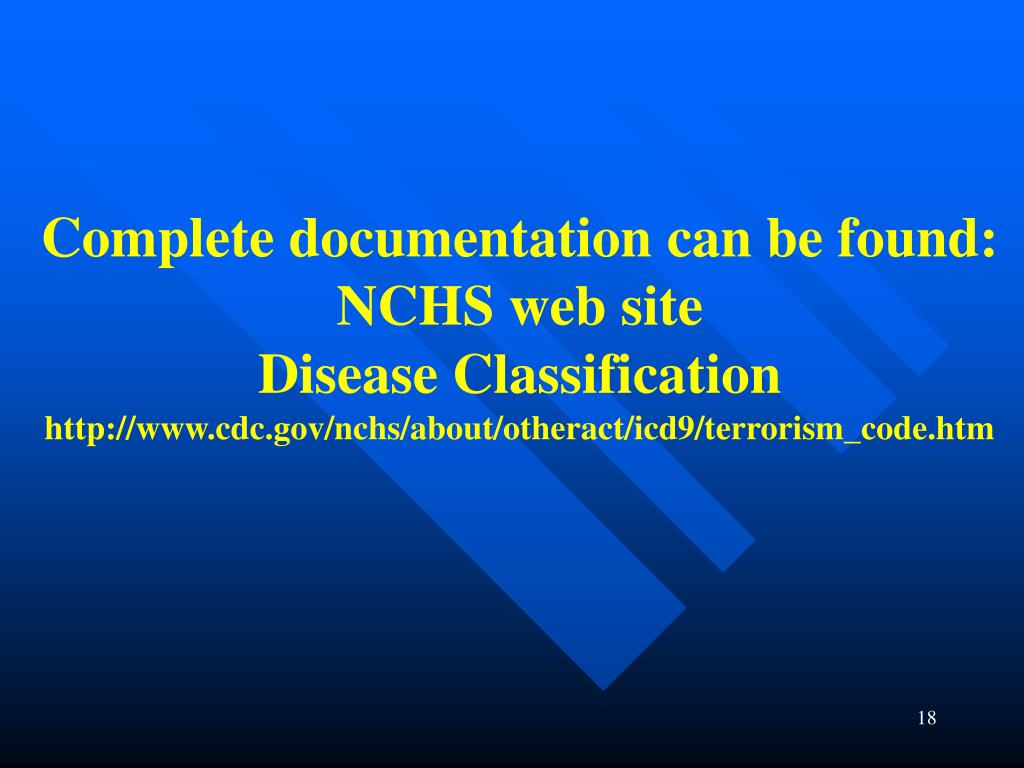 Complete documentation can be found: