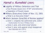 hamdi v rumsfeld 2004
