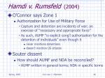 hamdi v rumsfeld 200426