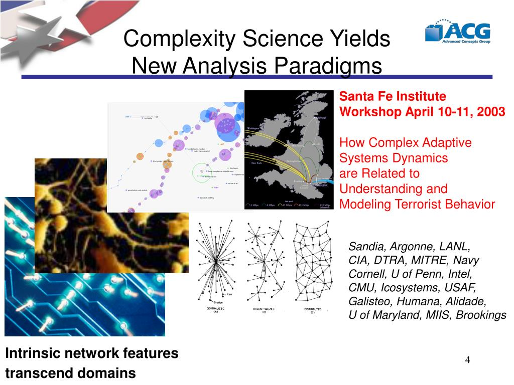 Complexity Science Yields