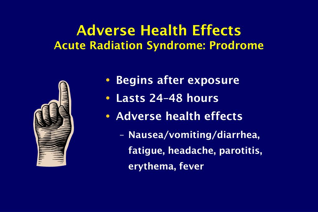 Adverse Health Effects