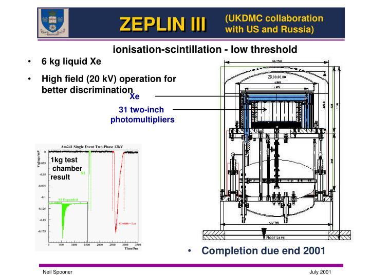 ZEPLIN III