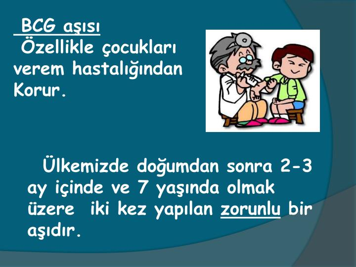 BCG as