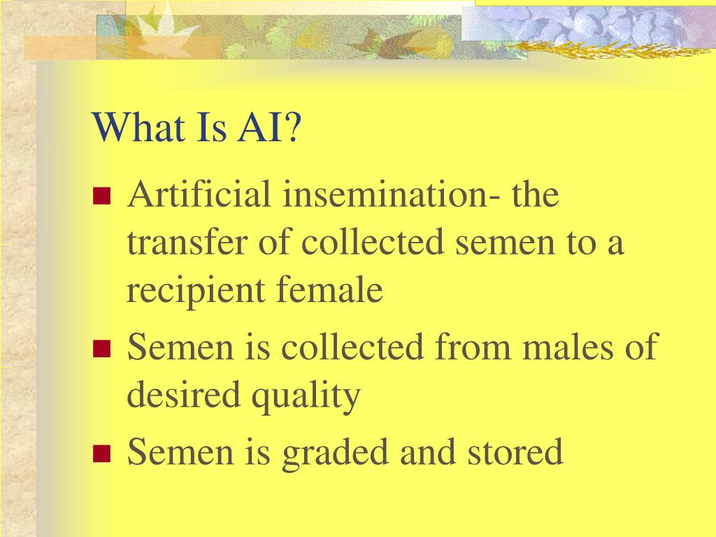 What Is AI?