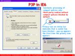 p3p in ie6
